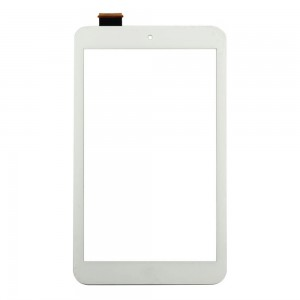 Asus MEMO PAD 8 HD ME180A K00L - Front Glass Digitizer White