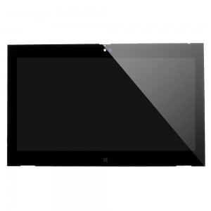 Nokia Lumia 2520 - Full Front LCD Digitizer Black