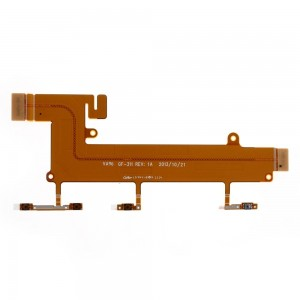 Nokia Lumia 1320  - Power + Volume Flex Cable
