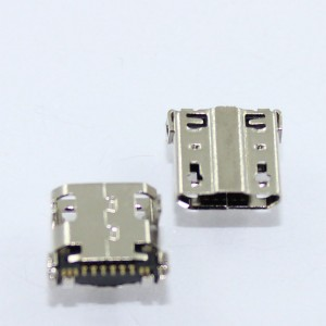 Samsung N7100 N7102 N7108 N719 I9500 I9505 - Micro USB Charging Connector Port