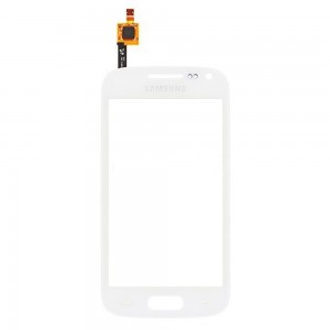 Samsung Ace 2 I8160 - Front Glass Digitizer White
