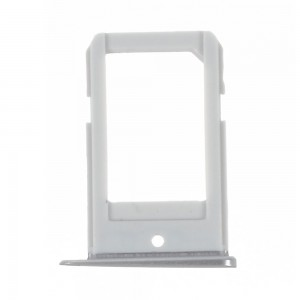 Samsung Galaxy S6 Edge G925 - SIM Card Tray Holder Silver