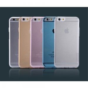 iPhone 6 / 6S - Nillkin Nature TPU Case 0.6mm