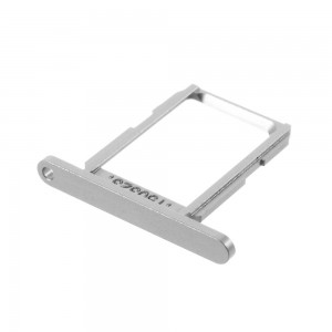 Samsung Galaxy S6 G920 - SIM Card Tray Holder Silver