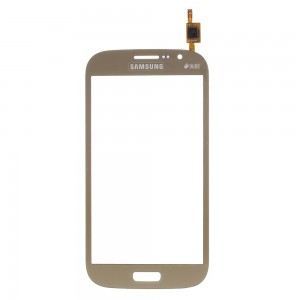 Samsung Galaxy Grand Neo Plus I9060i - Front Glass Digitizer Gold