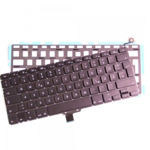 MacBook Pro 13 A1278 - German Keyboard DE Layout with Backlight