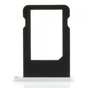 iPhone 5C - SIM Card Tray Holder White