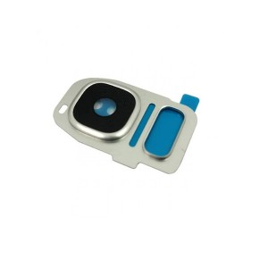 Samsung Galaxy S7 G930F - Camera Lens Complete White