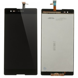 Sony Xperia T2 Ultra - Full Front LCD Digitizer Black