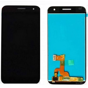 Huawei Ascend G7 - Full Front LCD Digitizer Black