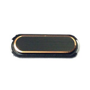 Samsung Note 3 N9000 - Home Button Black/Gold