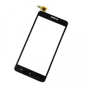 Wiko Darknight - Front Glass Digitizer Black