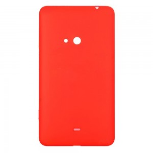 Nokia Lumia 625 - Battery Cover Red