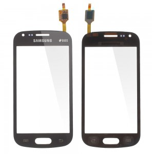 Samsung Galaxy Trend S7560 - Front Glass Digitizer Black