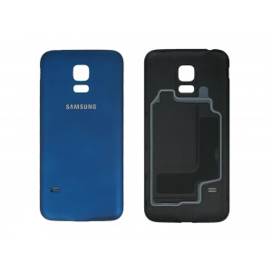 Samsung Galaxy S5 Mini G800F - Battery Cover Blue