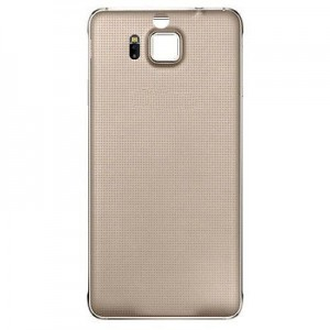 Samsung Galaxy Alpha G850F - Battery Cover Gold