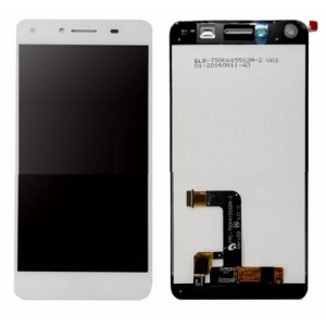 Huawei Y5 II - Full Front LCD Digitizer White