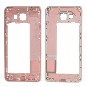 Samsung Galaxy A5 2016 A510 - Chassis Middle Frame Pink