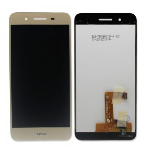 Huawei GR3 / Enjoy 5S - Full Front LCD Digitizer Gold