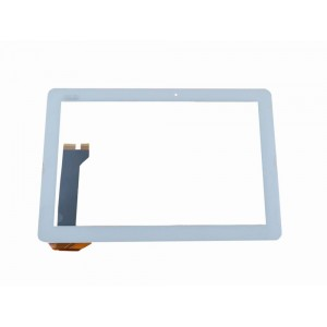 Asus Memo Pad 10 ME102 ME102A K00F - Front Glass Digitizer White