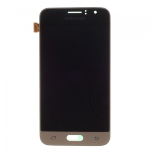 Samsung Galaxy J120 - Full Front LCD Digitizer Gold