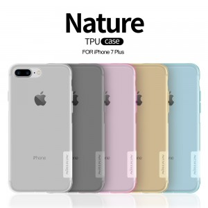 iPhone 7 Plus - Nillkin Nature TPU Case 0.6mm