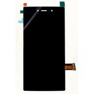 Wiko Highway Star 4G - Full Front LCD Digitizer Black