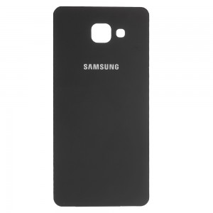 Samsung Galaxy A7 2016 A710 - Battery Cover Black