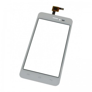 Wiko Jimmy - Front Glass Digitizer   White