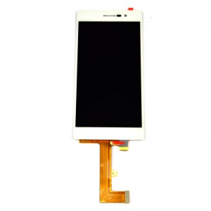 Huawei Ascend P7 Sophia - Full Front LCD Digitizer White