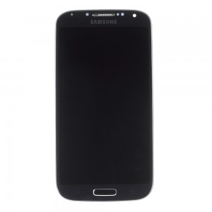 Samsung Galaxy S4 I9506 - Full Front LCD Digitizer With Frame Blue