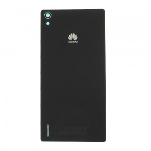 Huawei Ascend P7 - Battery Cover Black