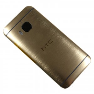 HTC One M9 - Back Cover Housing Gold