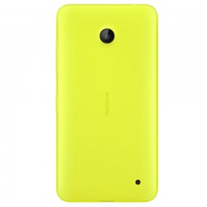 Nokia Lumia 630/635  - Battery Cover Yellow