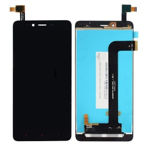 Xiaomi Redmi Note 2 - Full Front LCD Digitizer Black