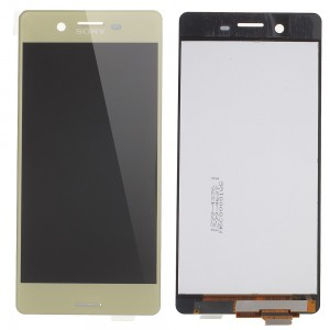 Sony Xperia X / X Performance F5121 - Full Front LCD Digitizer Rose Gold