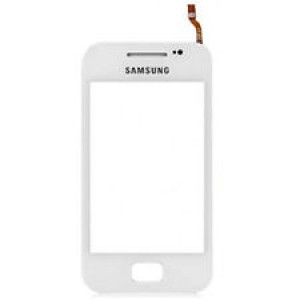 Samsung Galaxy Ace S5830 / S5839 - Front Glass Digitizer White