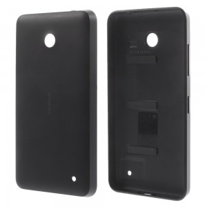 Nokia Lumia 630/635  - Battery Cover Black