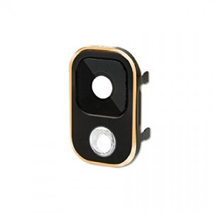 Samsung Note 3 N9005 - Camera Lens + Cover Black/Gold