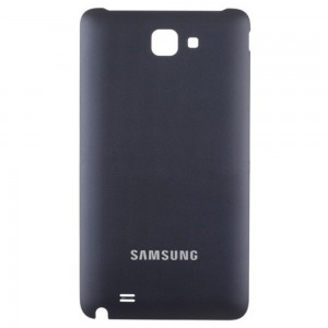 Samsung Note 1 N7000 - Battery Cover Black
