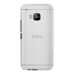 HTC One M9 - Back Cover Housing Silver