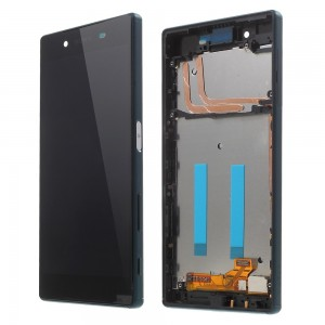 Sony Xperia Z5 E6603 E6653 - Full front LCD Digitizer With Frame Green
