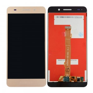 Huawei Y6 II - Full Front LCD Digitizer Gold