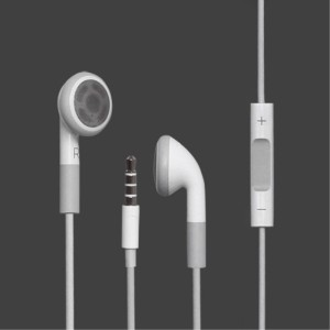 OEM Earphone Headset iPhone 4 with Remote and Micro