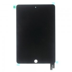 iPad Mini 4 - Full Front LCD Glass Digitizer Black
