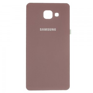Samsung Galaxy A7 2016 A710 - Battery Cover Rose Gold