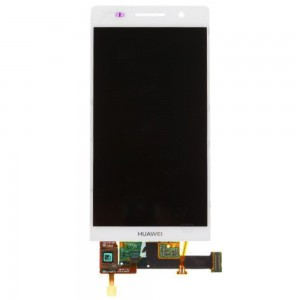 Huawei Ascend P6 - Full Front LCD Digitizer White