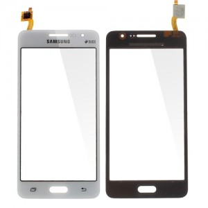 Samsung Galaxy Grand Prime Duos G530F - Front Glass Digitizer White