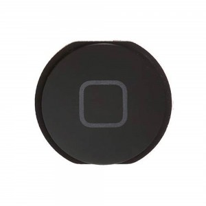 iPad Mini - Home Button Plastic Black