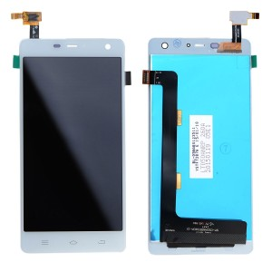 THL T5000 - Full Front LCD Digitizer White